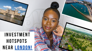 Best Places to Invest in Property Near London 2020!