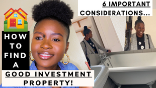 How to Find a Good Investment Property!
